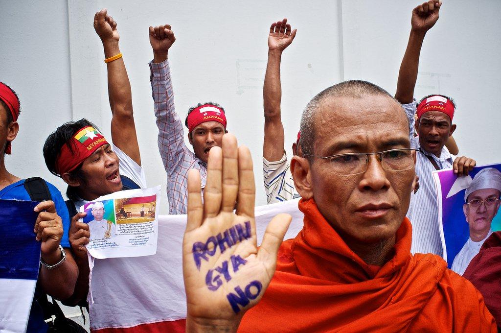 Myanmar's shame