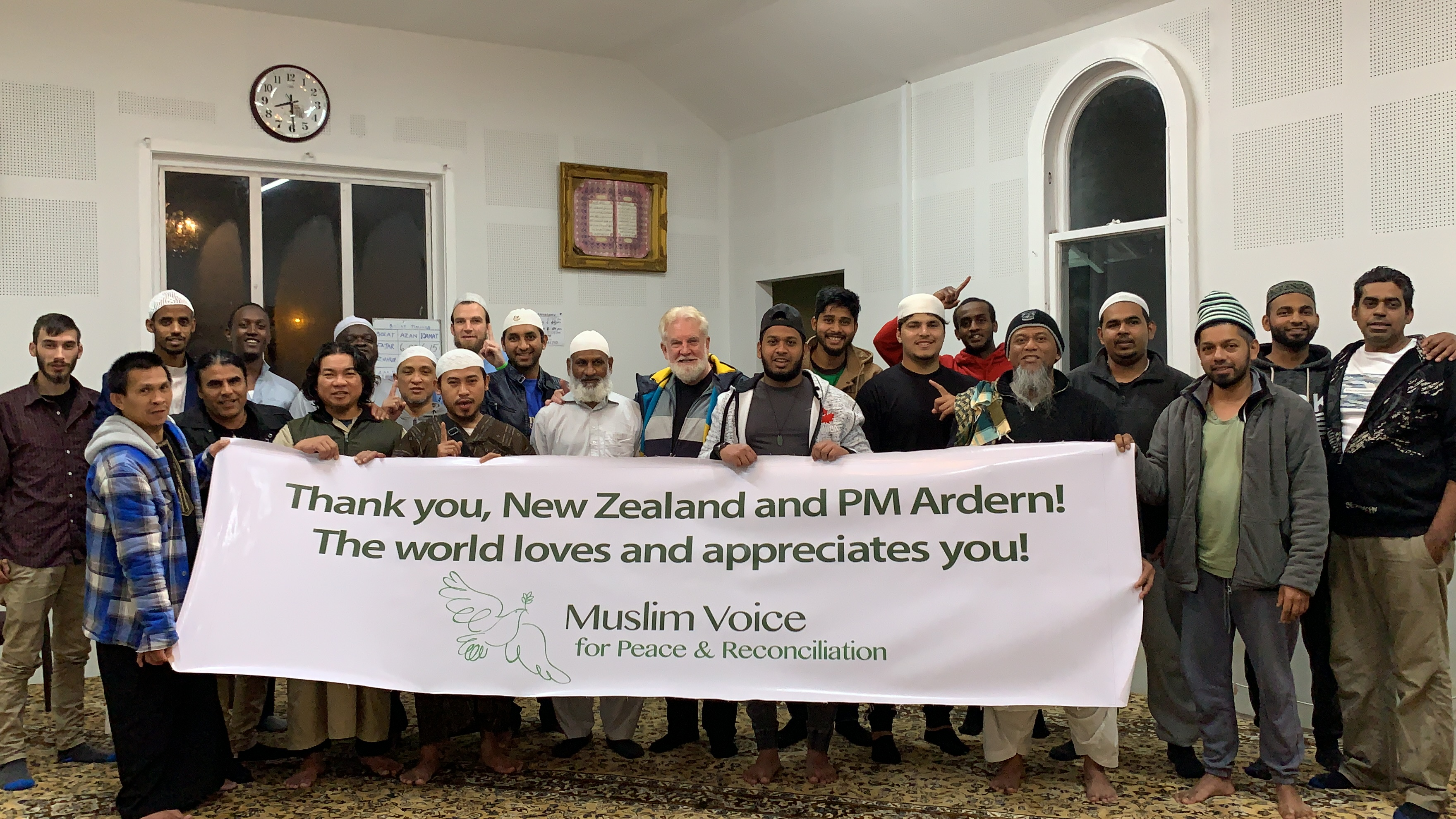 New Zealand, Australia, & Malaysia Peace Mission