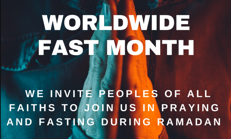 Worldwide Fast Month