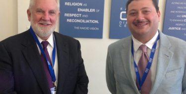 Visiting the King Abdullah Interfaith Center