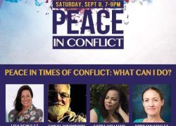 Upcoming Peace gathering in Los Angeles