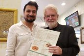 US Muslim restaurant owner serves people and God