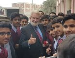 MVPR rallies student peacemakers in Pakistan
