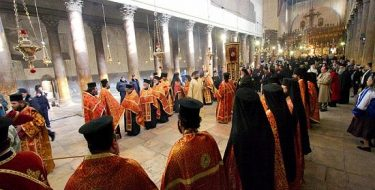 No Christmas for Gaza Christians
