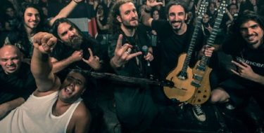 Heavy metal, Middle Eastern band of brothers!